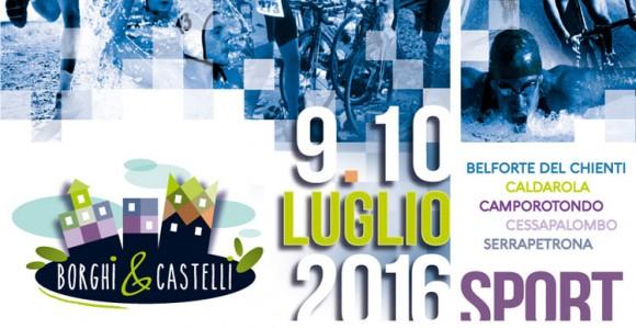 Locandina Borghicastelli 2016